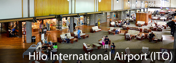 Hilo International Airport(OGG)
