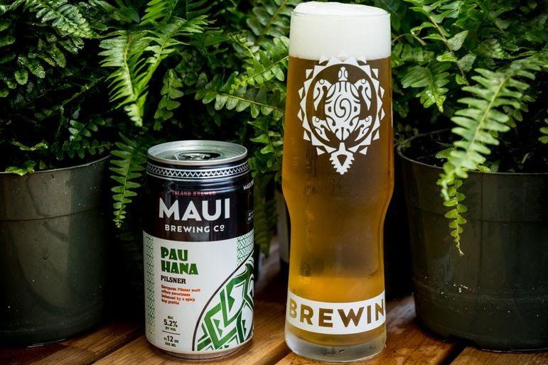 マウイ島のビール