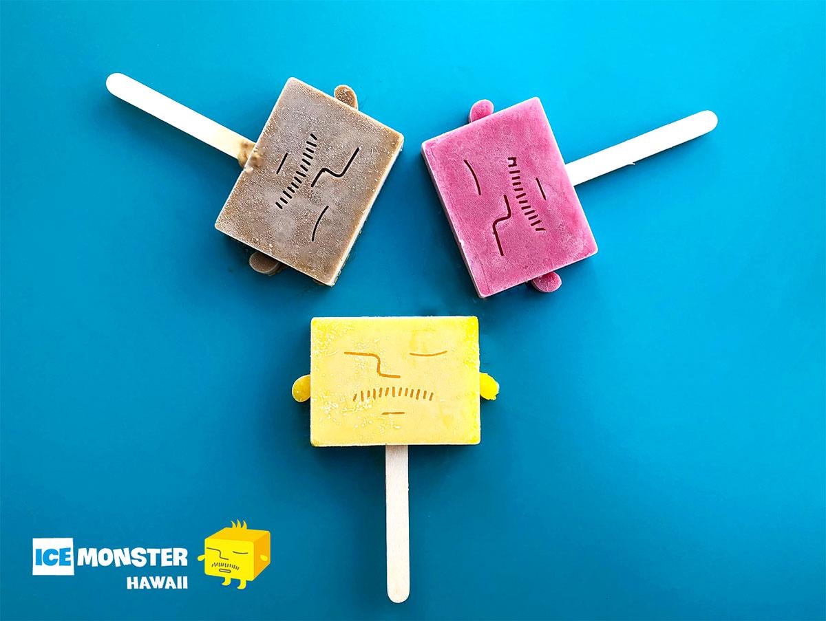 モンスターアイスキャンディー