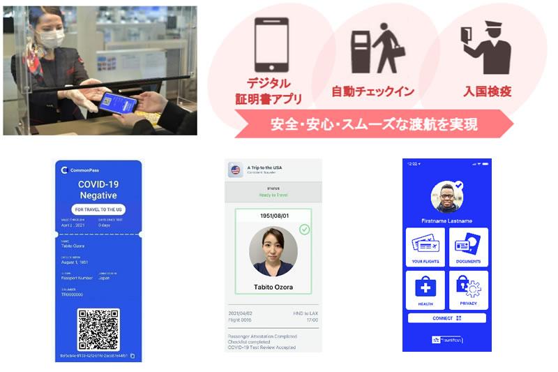 デジタル証明書アプリ