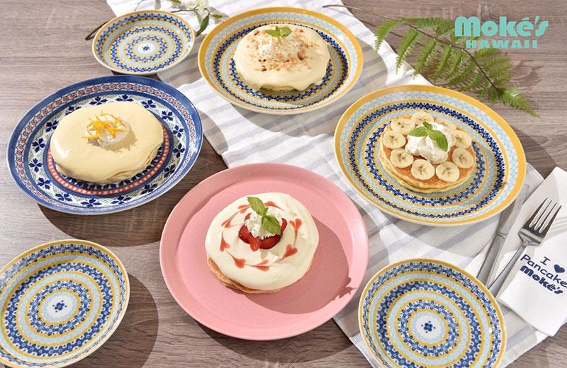 パンケーキ各種