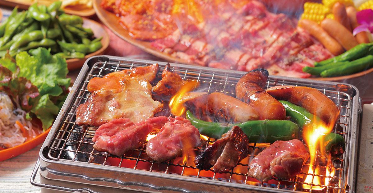 仙台PARCO ALOHA BBQ BEER GARDEN