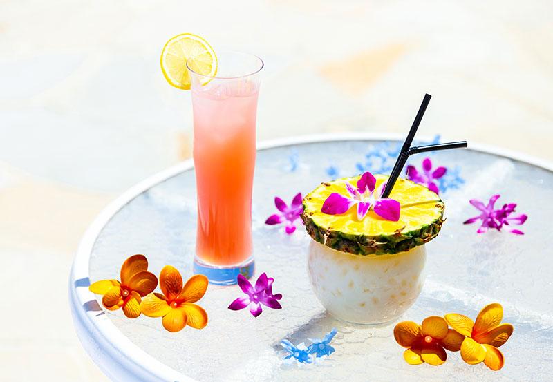 Hawaiian Cocktail -ハワイアン カクテル