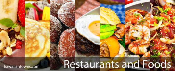 Restaurants and Foods