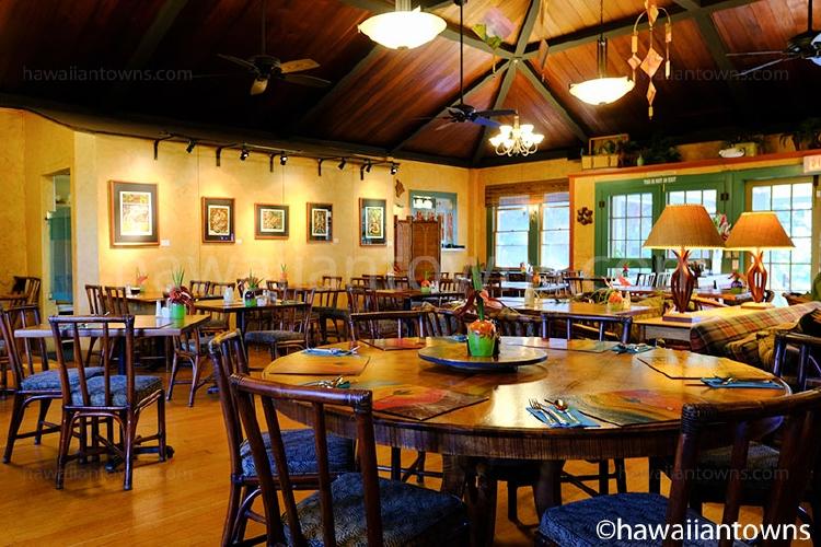 ハワイ島の飲食店