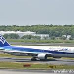 成田空港 ANA B763