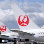 JALのB777-200