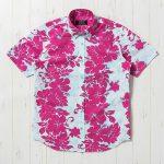 キラ・ウエアのアロハシャツ