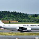 JALのB767-300 成田空港