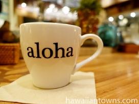 ハワイアン・コナ・ブレンドコーヒー500円